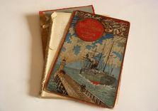 Jules Vernes - Tour du monde en 80 jours - AVANT