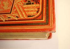 Cartonnage d'éditeur - Jules Verne - AVANT