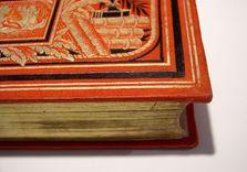 Cartonnage d'éditeur - Jules Verne - APRES