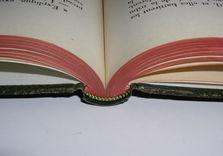 Kipling. Coiffe et mécanique du livre restaurées