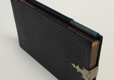 Carnet de croquis 1910-1920. APRES restauration