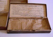 Boîtes pour révolvers Smith et Wesson - AVANT