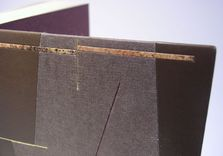 Demi box taupe